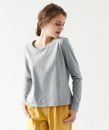 titivate/シンプルロングTシャツ/500706224