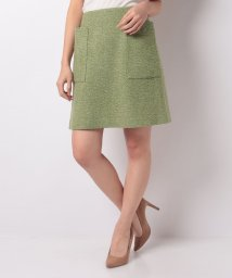 STRAWBERRY FIELDS/パッチポケット台形スカート/500700734
