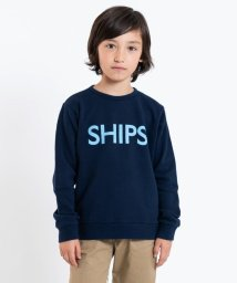 SHIPS KIDS/SHIPS KIDS:ロゴ スウェット(100~130cm)/500707040