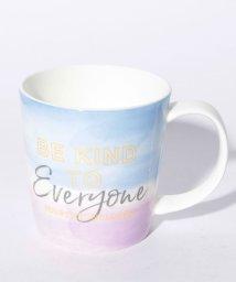 Afternoon Tea LIVING/タイポグラデーション柄マグカップ/500701051