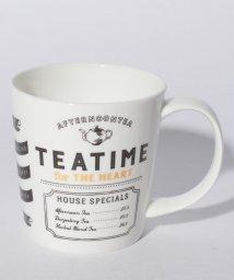 Afternoon Tea LIVING/TEATIME柄マグカップ/500701052