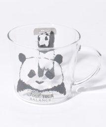 Afternoon Tea LIVING/アニマル柄耐熱ガラスマグカップ/500701054