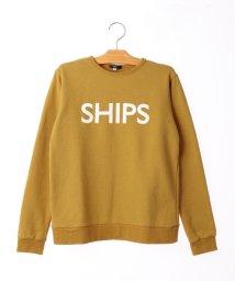 SHIPS KIDS/SHIPS KIDS:ロゴ スウェット(145~160cm)/500692591