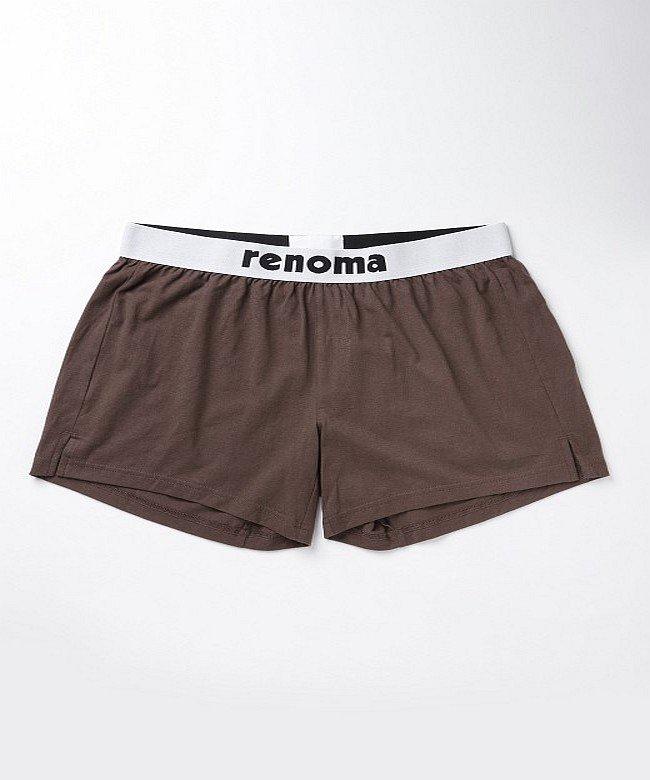 レノマBOXER BRIEFメンズブラウンM【renoma】