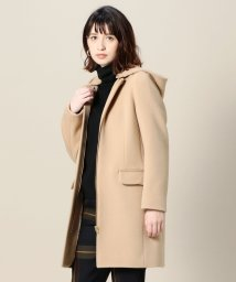 BEAUTY&YOUTH UNITED ARROWS/BY SP120フード&ノーカラーコート/500708134