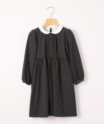 SHIPS KIDS/SHIPS KIDS:ピンタック 長袖 ワンピース(100~130cm)【OCCASION COLLECTION】/500708400