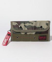 STYLEBLOCK/『SURPLUS』ポリエステルミリタリーロングウォレット/500683849