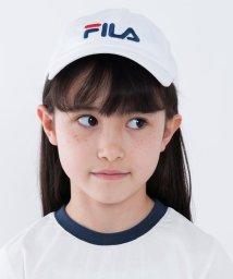 SHIPS KIDS/FILA:ロゴ ロー キャップ/500714412