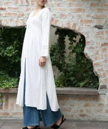 URBAN RESEARCH/ne Quittez pas LACE/VOIL LONG GOWN/500715700