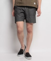 URBAN RESEARCH/【Lee×DOORS-natural-】綿麻DenimClimingShort/500705356