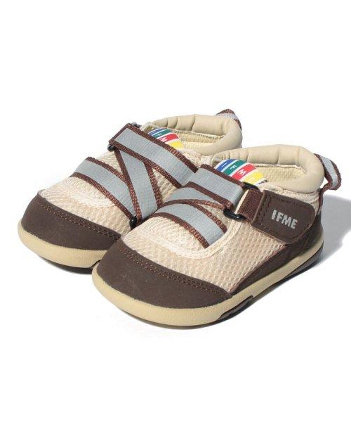 IFME(イフミー)/【ヨチヨチ歩きをサポートする】ベビーシューズ 22‐4700子供靴/224700