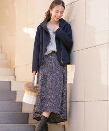 Sylph/【Bonnsylph】ツイードタックデザインスカート/500702320
