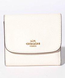 COACH/三つ折り財布(小銭入れ付) F87588 /500707614