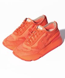 RUCO LINE/4009 NAYCER SUEDE ORANGE/500707620