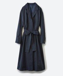 haco!/パッと羽織ってかっこよく、きゅっと絞って女っぽい ウエストリボンロングコート/500718705
