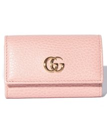 Piccola Donna/【GUCCI】プチ マーモント / キーケース 【PERFECT PINK】/500705564