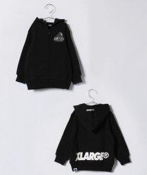 XLARGE KIDS/裏毛フルジップパーカー/500706353