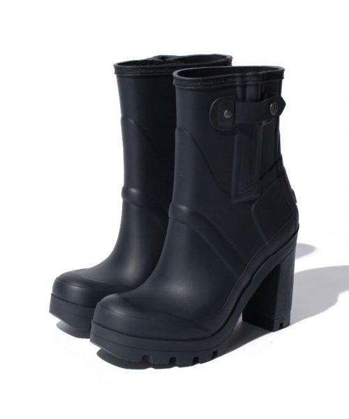HUNTER(ハンター)/【国内正規品】ORIGINAL HIGH HEEL BOOTS/WFP1022RMA