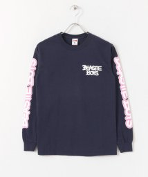 URBAN RESEARCH Sonny Label/VOTE MAKE NEW CLOTHES BEASTIE BOYS LONG-SLEEVE/500720940