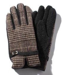 JNSJNM/中綿ツイード手袋/500707812