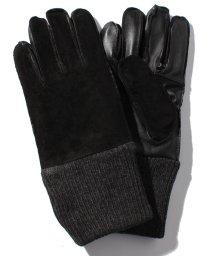 JNSJNM/3Dレザー手袋/500707813