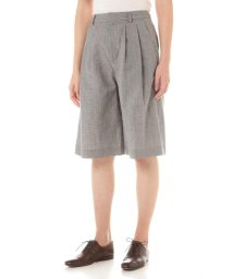 MARGARET HOWELL/PUPPYTOOTH WOOL LINEN/500721292