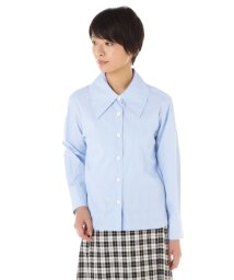MARGARET HOWELL/COTTON CHAMBRAY/500721297