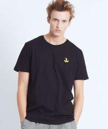 ABAHOUSE/【BRICKTOWN】ワンポイントTシャツ(BANANAS)/500722716