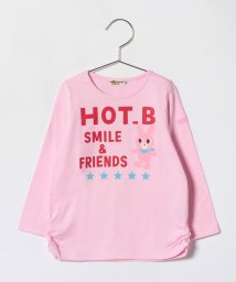 MIKI HOUSE HOT BISCUITS/Tシャツ(70〜110cm)          /500667616