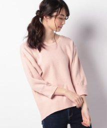 petit main LIEN/【LIEN】ワッフルTシャツ/500706356