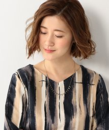 THE STATION STORE UNITED ARROWS LTD./<closet story> レンヅメ ミニメタル ネックレス/500722796