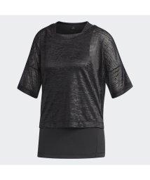 adidas/アディダス/レディス/W M4T レイヤードTシャツ/500724264