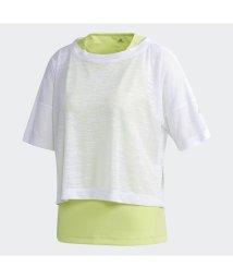 adidas/アディダス/レディス/W M4T レイヤードTシャツ/500724266