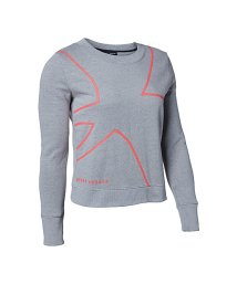 UNDER ARMOUR/アンダーアーマー/レディス/UA FAVORITE FLEECE CREW GRAPHIC/500724349