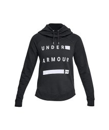 UNDER ARMOUR/アンダーアーマー/レディス/UA FAVORITE FLEECE PO GRAPHIC/500724352