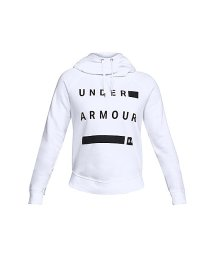 UNDER ARMOUR/アンダーアーマー/レディス/UA FAVORITE FLEECE PO GRAPHIC/500724354