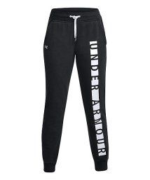 UNDER ARMOUR/アンダーアーマー/レディス/UA FAVORITE FLEECE PANT GRAPHIC/500724360
