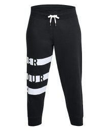UNDER ARMOUR/アンダーアーマー/レディス/UA FAVORITE FLEECE CAPRI GRAPHIC/500724361