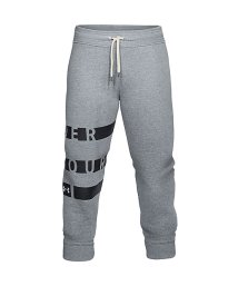 UNDER ARMOUR/アンダーアーマー/レディス/UA FAVORITE FLEECE CAPRI GRAPHIC/500724362