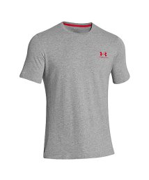 UNDER ARMOUR/アンダーアーマー/メンズ/18S UA CHARGED COTTON LEFT CHEST LOCKUP/500724387
