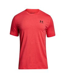UNDER ARMOUR/アンダーアーマー/メンズ/18S UA CHARGED COTTON LEFT CHEST LOCKUP/500724391
