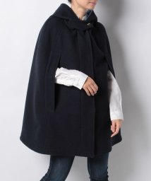 SHIPS WOMEN/【SHIPS for women】HELDER:WO HOODED MANTLE/500711895