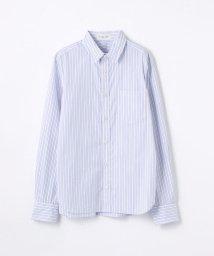 MACPHEE/コットンブロード レギュラーシャツ/500724831