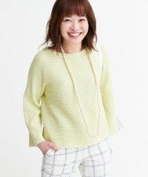 JIYU-KU /【WEB限定カラー有】GASS COTTON ニット/500727071