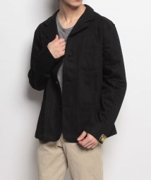 SHIPS MEN/【SHIPS JET BLUE】PALMER/DICKIES:LAPEL SHOP COAT/500709817