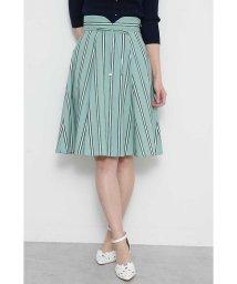 PROPORTION BODY DRESSING/◆カラーストライプフレアースカート/500727248