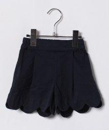 LAGOM/裾スカラップショートパンツ/500708081