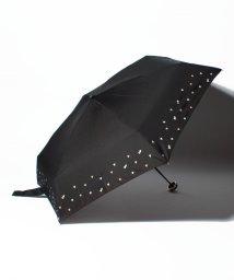 pink trick/BE SUNNY ビーサニー 5段折りたたみ傘 リトルハート (晴雨兼用 UV 紫外線カット  耐風 軽量 撥水)/500714707