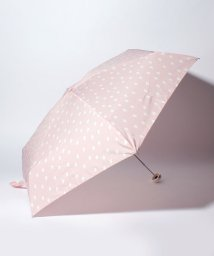 pink trick/BE SUNNY ビーサニー 5段折りたたみ傘 ナチュラルドット (晴雨兼用 UV 紫外線カット  耐風 軽量 撥水)/500714708