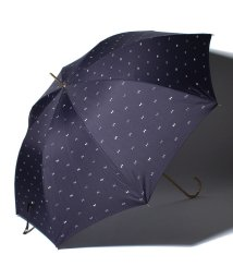 pink trick/BE SUNNY ビーサニー ノーマル長傘 リボンドット (晴雨兼用 UV 紫外線カット  耐風 軽量 撥水)/500714731